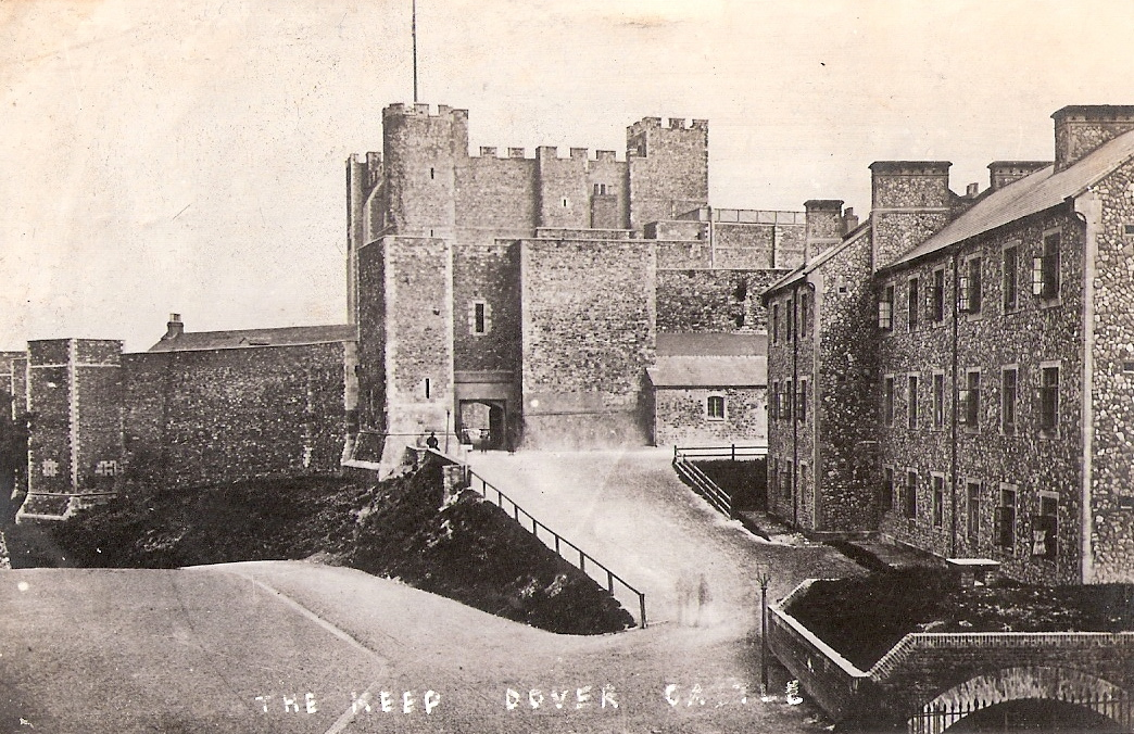 Dover Castle - The Keep